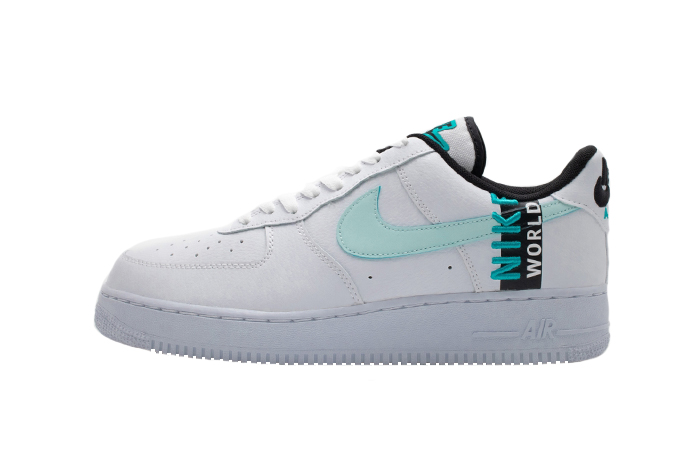 Educación Preguntarse expandir  Nike Air Force 1 07 LV8 Worldwide Sky Blue CK6924-100 – Fastsole