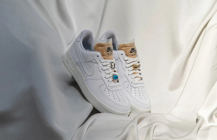 Nike Air Force 1 07 LX Low White Onyx CZ8101-100 02