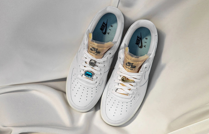 Nike Air Force 1 07 LX Low White Onyx CZ8101-100 03