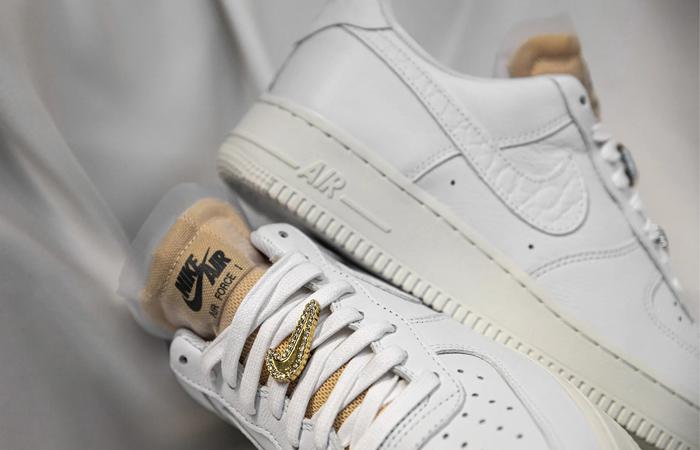 Nike Air Force 1 07 LX Low White Onyx CZ8101-100 04