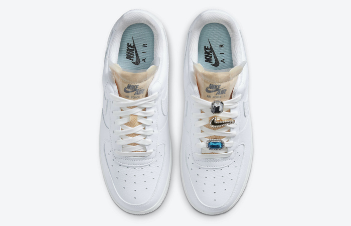 Nike Air Force 1 07 LX Low White Onyx CZ8101-100 07