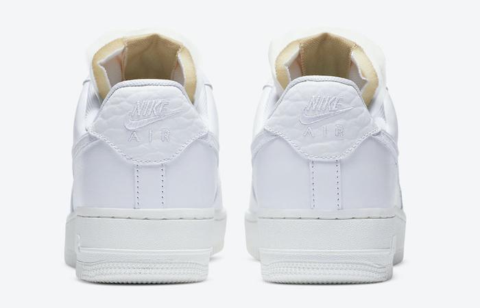 Nike Air Force 1 07 LX Low White Onyx CZ8101-100 08