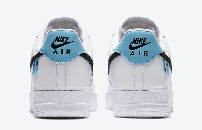 Nike Air Force 1 07 Worldwide Pack Blue Fury CK7648-100 07