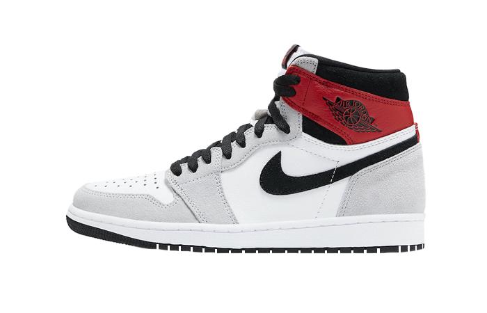 Nike Air Jordan 1 Retro High Light Smoke Grey 555088-126 01