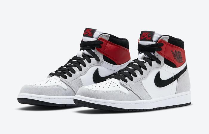 Nike Air Jordan 1 Retro High Light Smoke Grey 555088-126 05