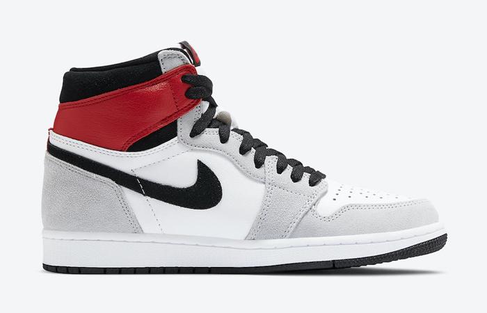 Nike Air Jordan 1 Retro High Light Smoke Grey 555088-126 06