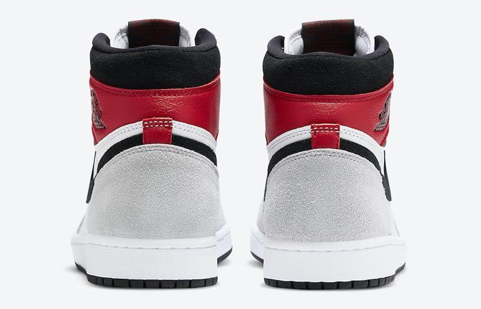 Nike Air Jordan 1 Retro High Light Smoke Grey 555088-126 08