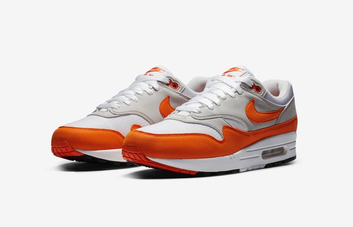 Nike Air Max 1 Anniversary Orange DC1454-101 02