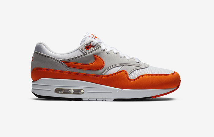 Nike Air Max 1 Anniversary Orange DC1454-101 03