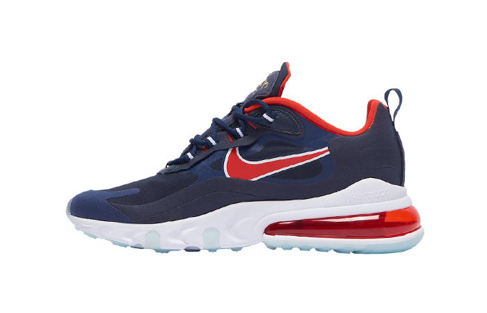 Nike Air Max 270 React Navy USA CT1280-400 01