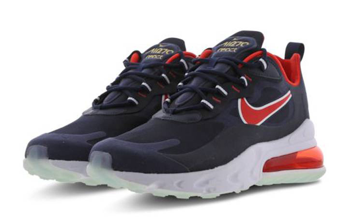 Nike Air Max 270 React Navy USA CT1280-400 02