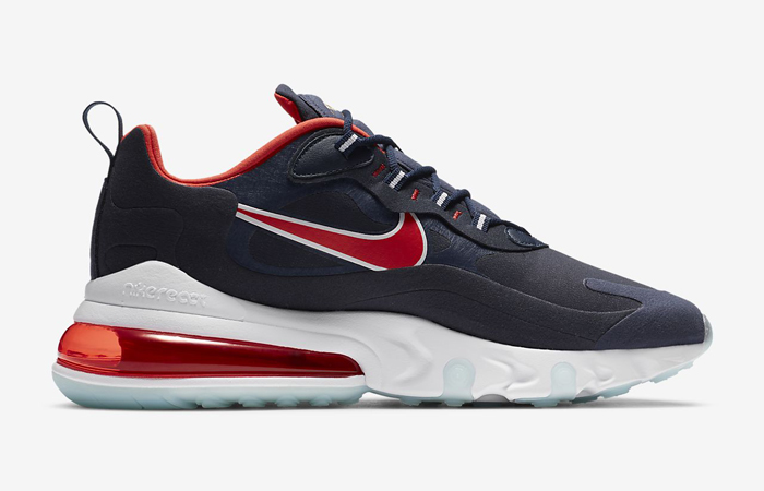 Nike Air Max 270 React Navy USA CT1280-400 03