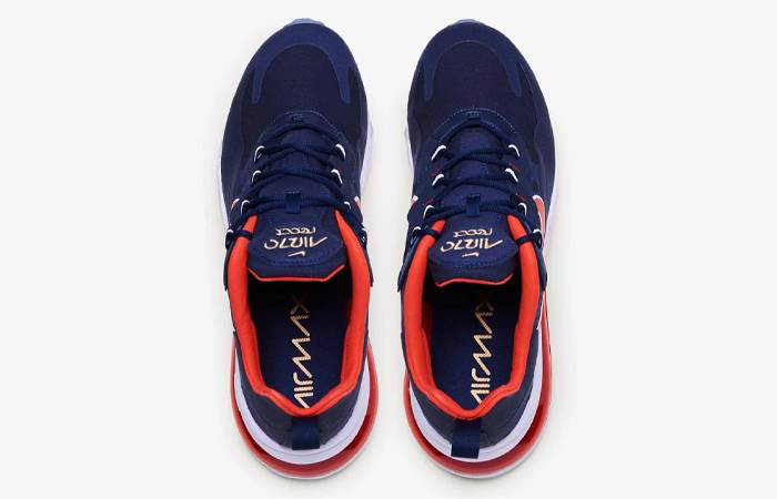 Nike Air Max 270 React Navy USA CT1280-400 04