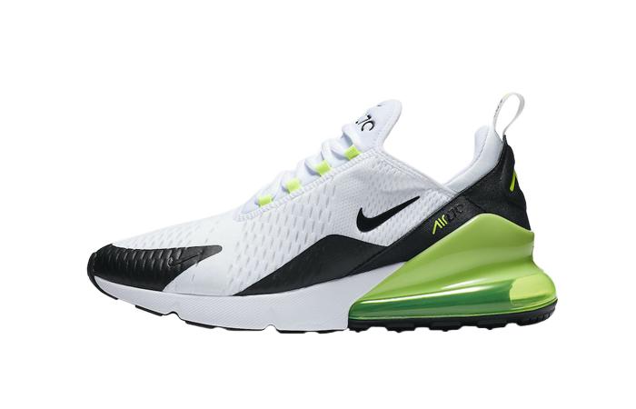 Nike Air Max 270 White Lime DC0957-100 01