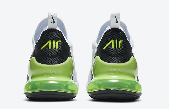 Nike Air Max 270 White Lime DC0957-100 05