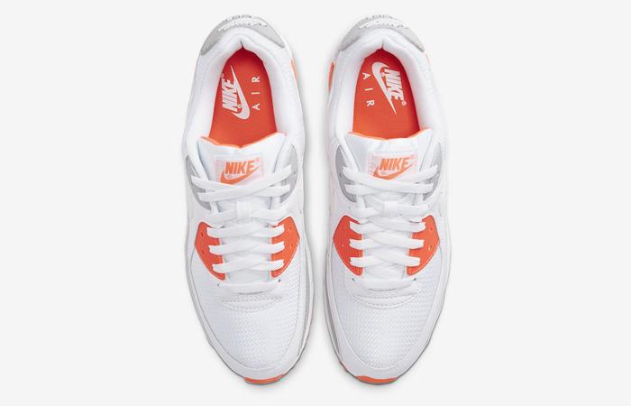 Nike Air Max 90 Orange Grey CT4352-103 04