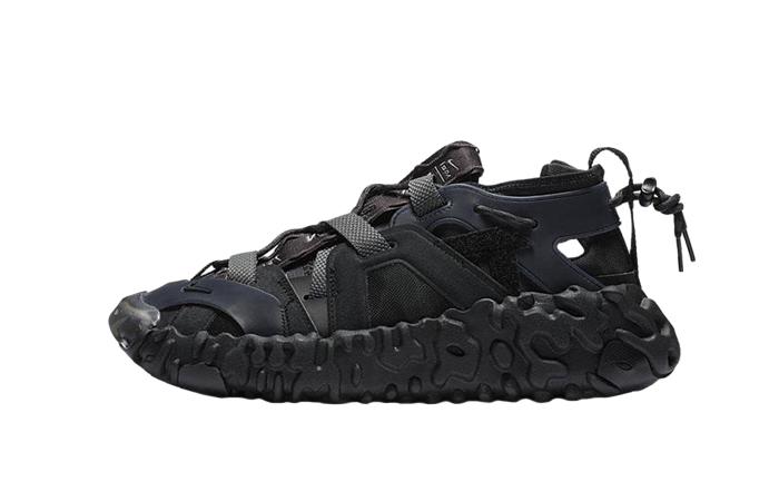 Nike ISPA OverReact Sandal Black CQ2230-001 01