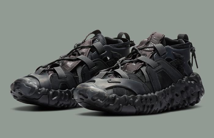Nike ISPA OverReact Sandal Black CQ2230-001 02