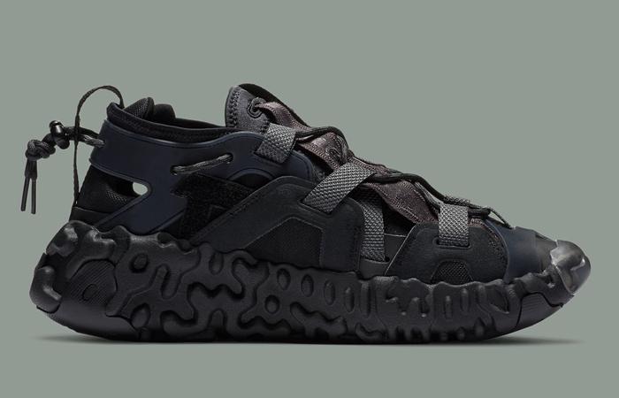 Nike ISPA OverReact Sandal Black CQ2230-001 03
