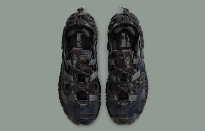 Nike ISPA OverReact Sandal Black CQ2230-001 04