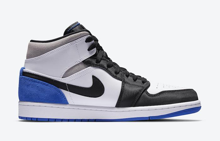 Nike Jordan 1 Mid SE Black Game Royal 852542-102 03