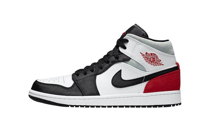 Nike Jordan 1 Mid SE Union Black Toe 852542-100 01