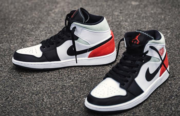 Nike Jordan 1 Mid SE Union Black Toe 852542-100 03