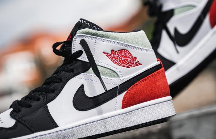 Nike Jordan 1 Mid SE Union Black Toe 852542-100 04