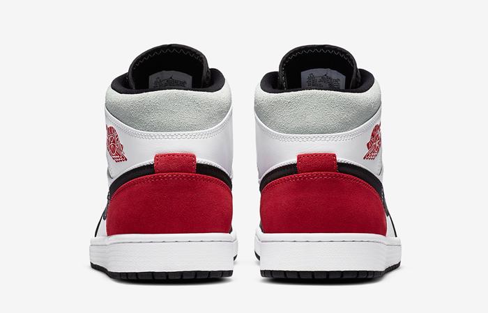 Nike Jordan 1 Mid SE Union Black Toe 852542-100 08