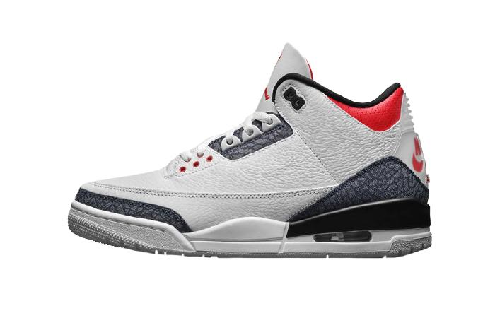 Nike Jordan 3 Japanese Denim White CZ6431-100 01