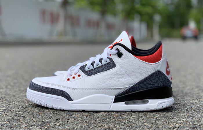 Nike Jordan 3 Japanese Denim White CZ6431-100 02