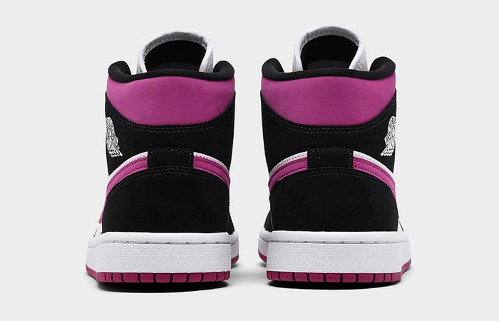 Nike Womens Jordan 1 Mid Purple BQ6472-005 07