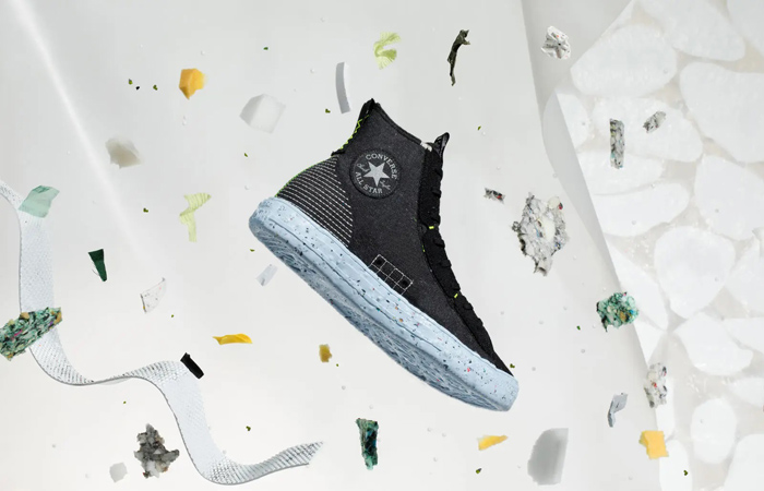 Now The Space Hippie Crafting Will Be Seen In The Converse Chuck Taylor All Star Crater ft