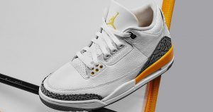 Official Look At The Air Jordan 3 'Laser Orange' 01