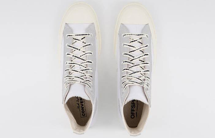 Offspring Community Converse Chuck 70 High Part 2 White 169054C 04