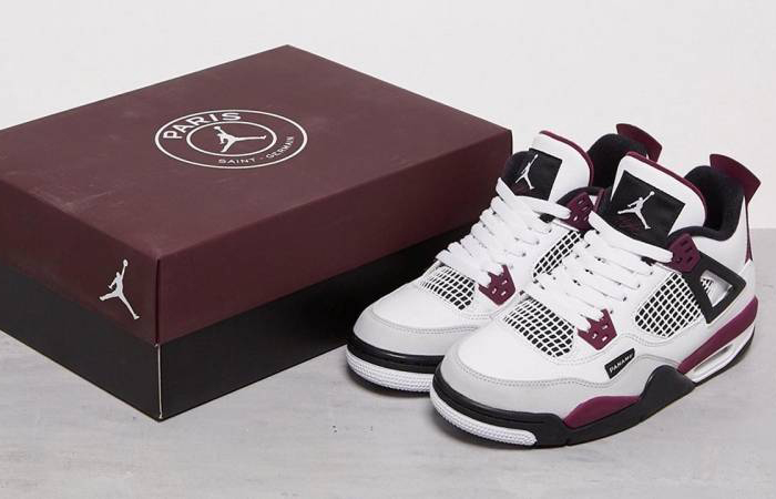 PSG Air Jordan 4 White Berry Can Be Here Any Moment! ft