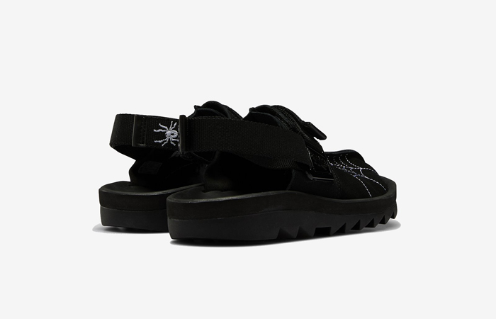 Pleasures Reebok Beatnik Black FY3418 06