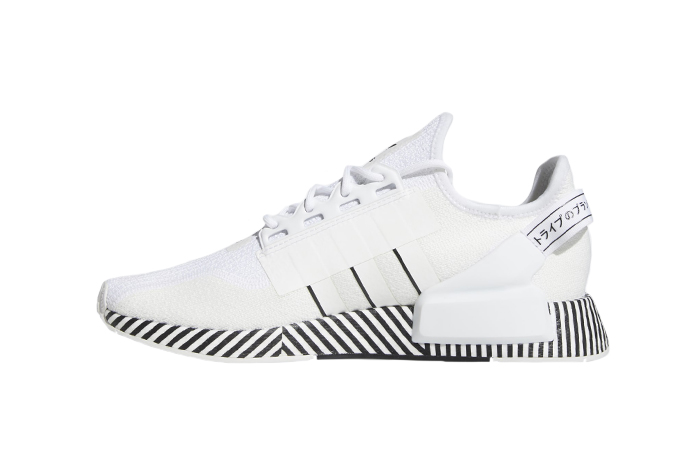 Adidas Nmd R1 V2 Tokyo White Fy2105 Fastsole