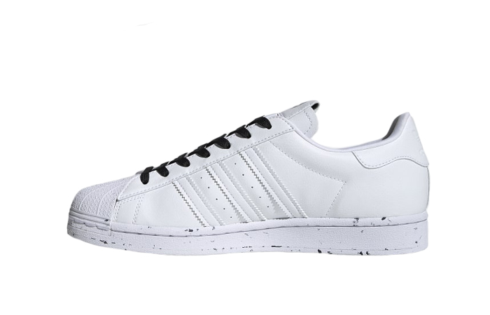 adidas Superstar White Sprinkling Black FW2293 01