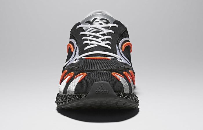 adidas Y3 Runner 4d Black Metallic Silver FU9208 03