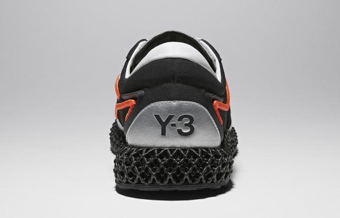adidas Y3 Runner 4d Black Metallic Silver FU9208 04
