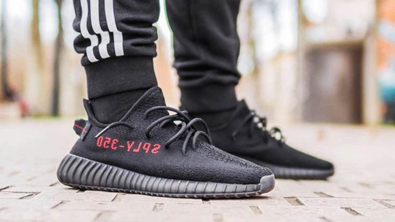 adidas yeezy boost 350 bred