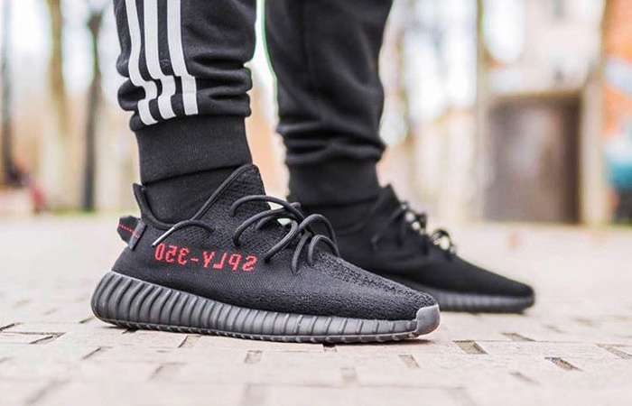 adidas Yeezy Boost 350 V2 Bred Is Returning With Full Family Sizing This Year! ft