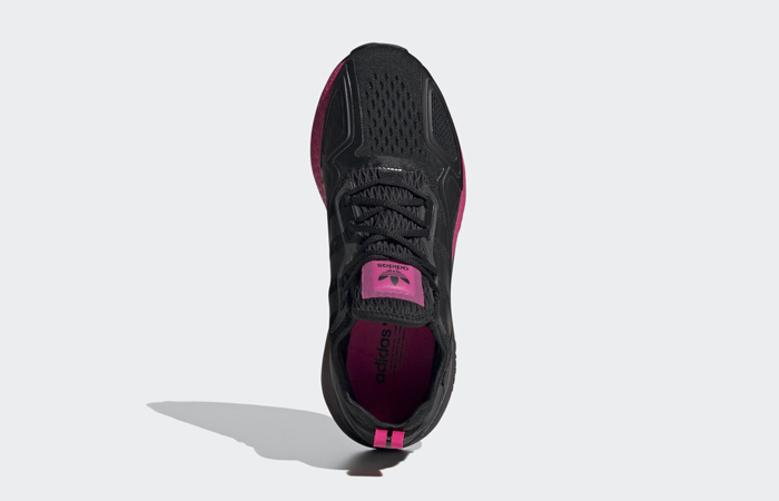 adidas ZX 2K Boost Black Shock Pink FV8986 04