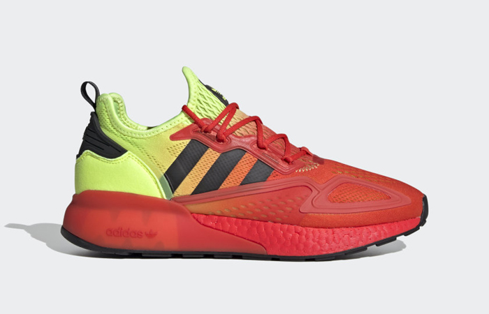 adidas ZX 2K Boost Fire Red FW0482 04