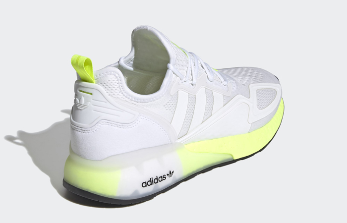 adidas ZX 2K Boost White Solar Yellow FW0480 05