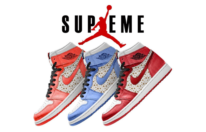 A Collab Pack Of Supreme Air Jordan 1 Rumored To Drop In 2021 f