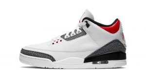 All You Must Need To Know About Nike Jordan 3 Japanese Denim White 01