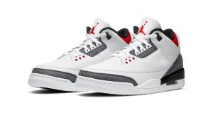 All You Must Need To Know About Nike Jordan 3 Japanese Denim White 02