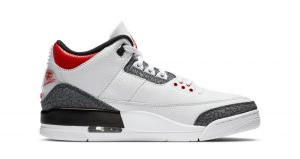 All You Must Need To Know About Nike Jordan 3 Japanese Denim White 03